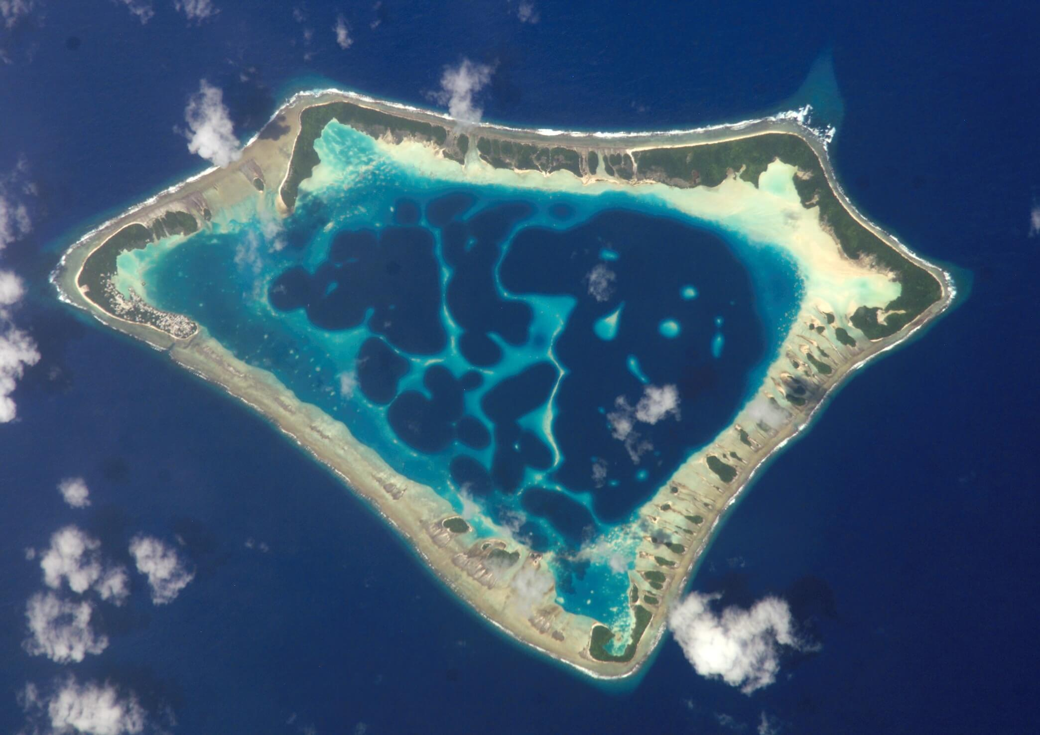 Otherworldly Incantations Coastal Worldbuilding Atoll