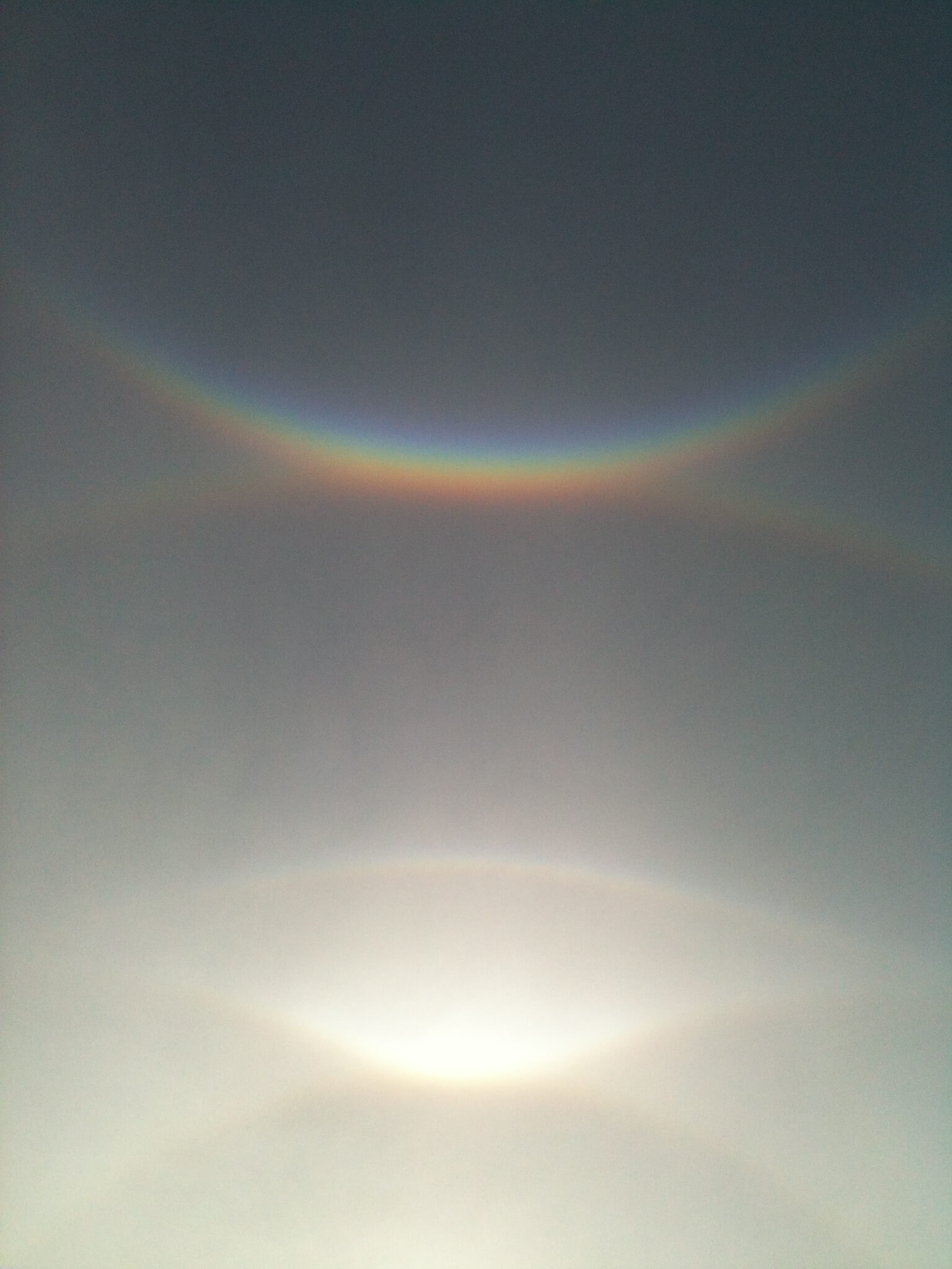 Otherworldly Incantations Atmospheric Worldbuilding Circumzenithal Arc