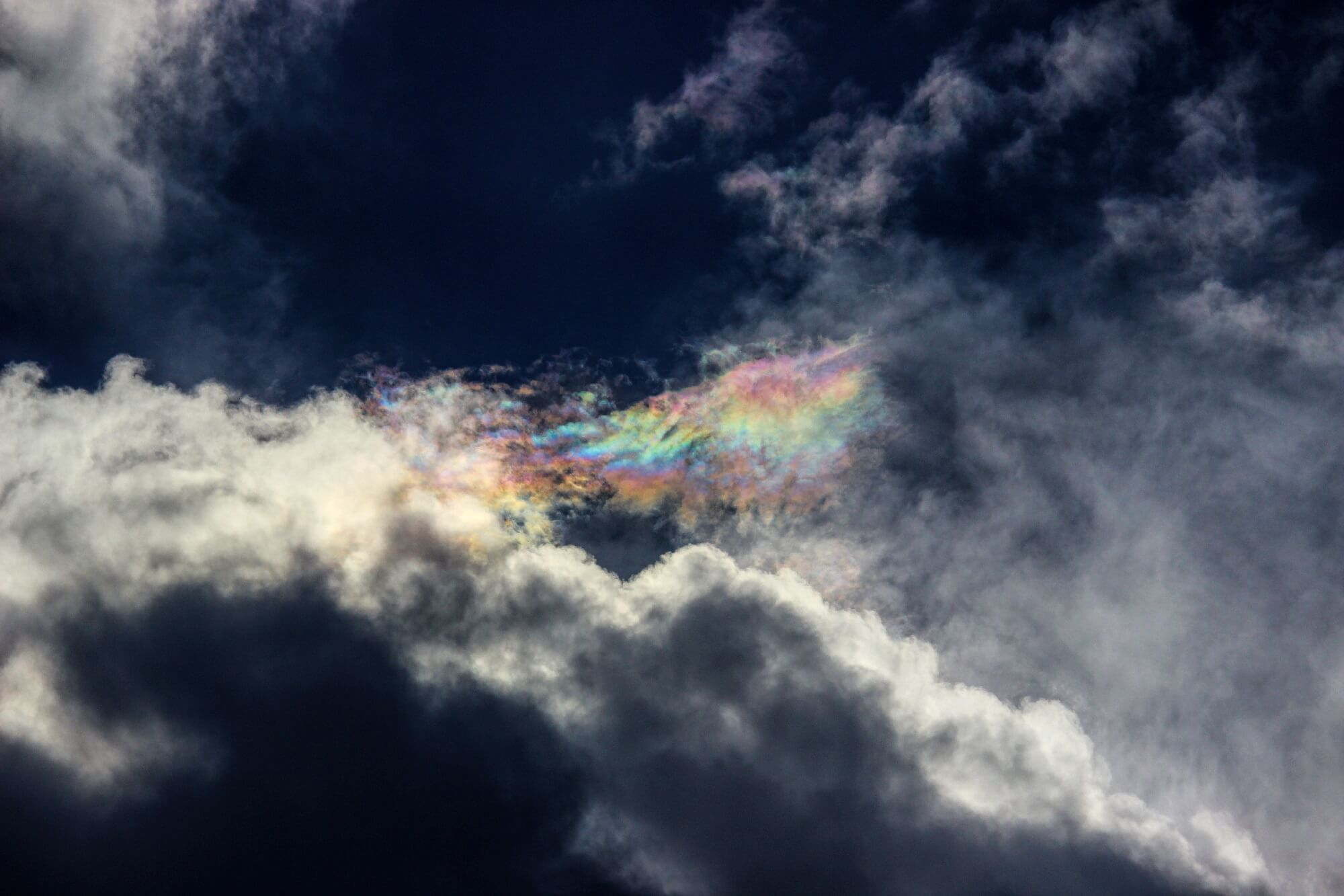 Otherworldly Incantations Atmospheric Worldbuilding Cloud Iridescence