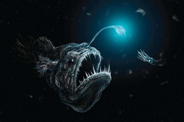 Otherworldly Incantations Deep Sea Worldbuilding Bioluminescence