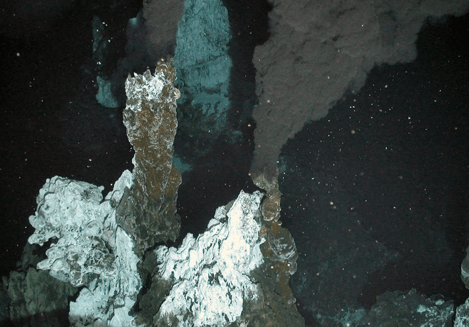 Otherworldly Incantations Deep Sea Worldbuilding Black Smokers