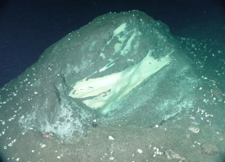 Otherworldly Incantations Deep Sea Worldbuilding Clathrate Hyrdate