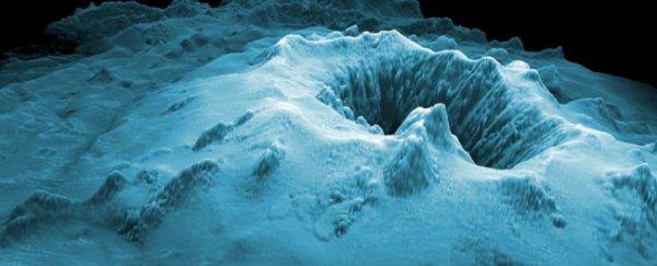 Otherworldly Incantations Deep Sea Worldbuilding Deep Sea Volcano