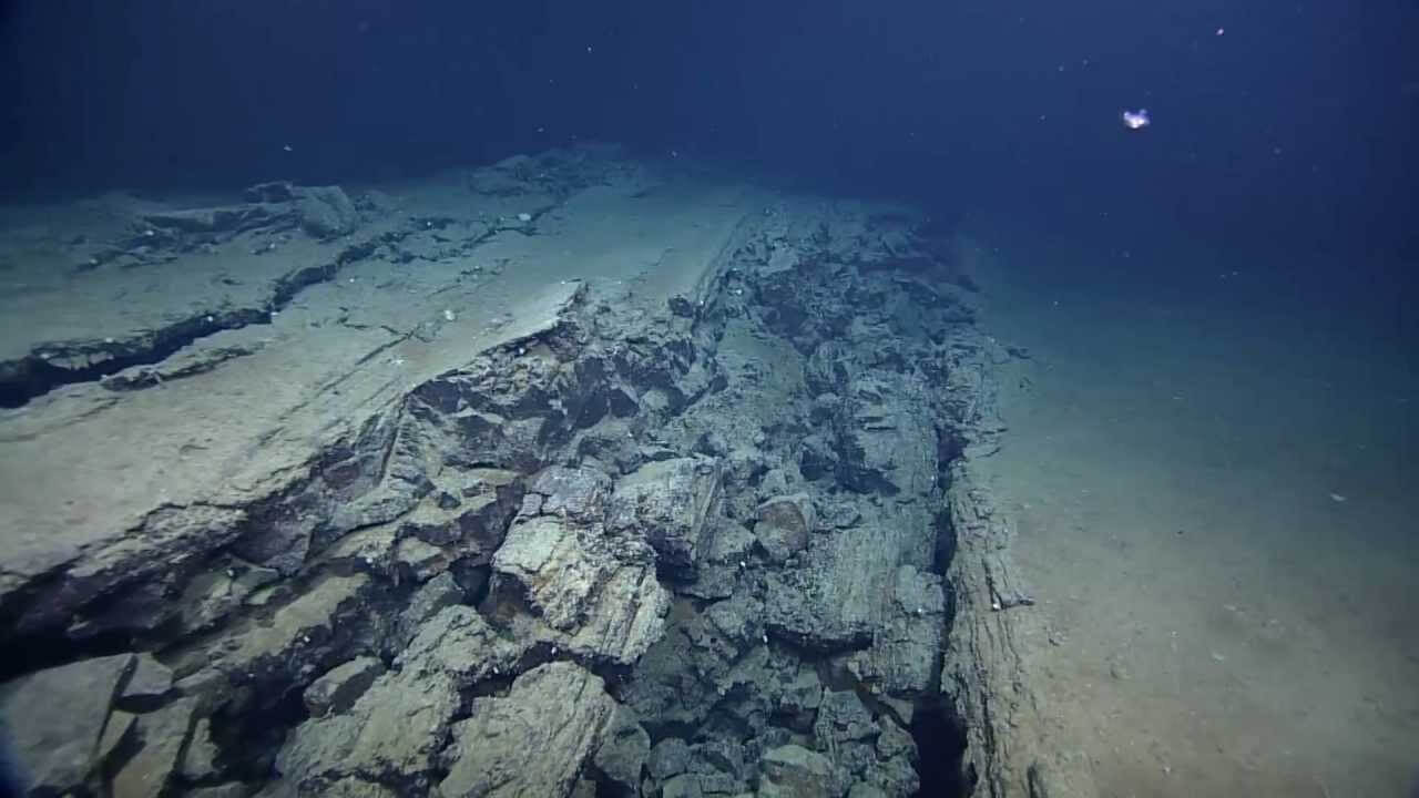 Otherworldly Incantations Deep Sea Worldbuilding Mid Ocean Ridge