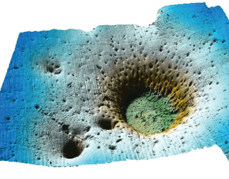 Otherworldly Incantations Deep Sea Worldbuilding Pockmarks