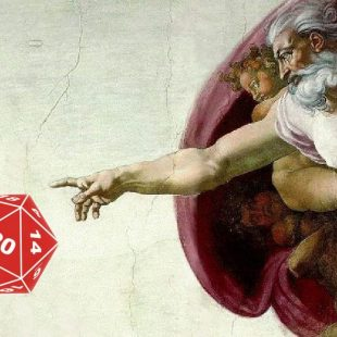 Otherworldly Incantations Dice For the Dice Gods