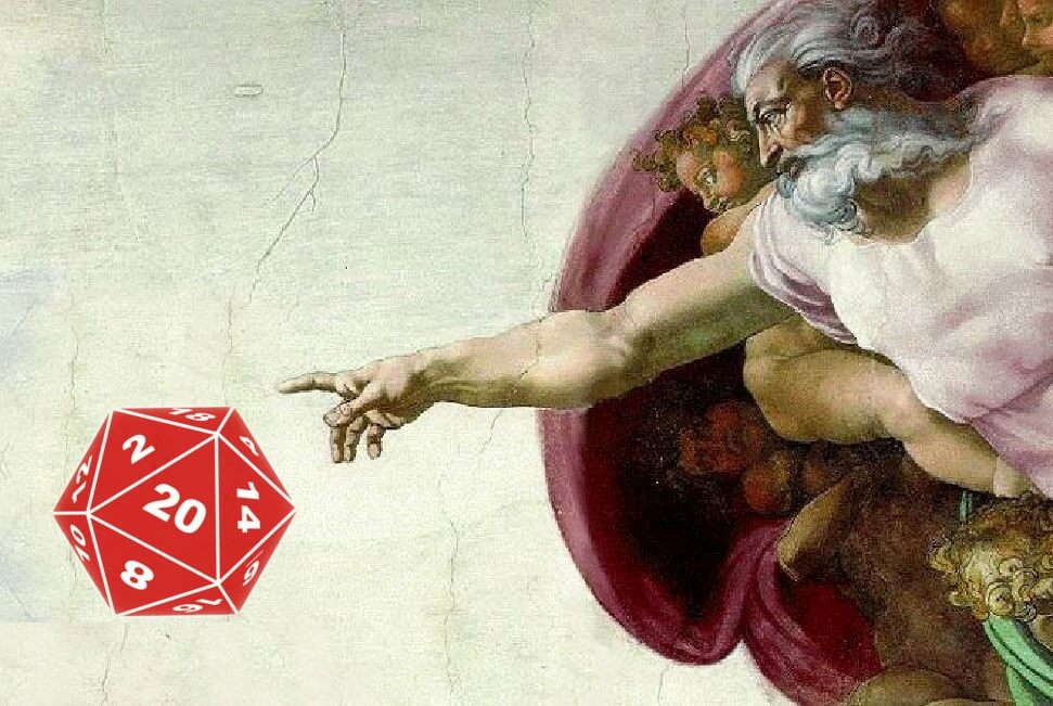 Dice For the Dice Gods: A D&D 5e Resource Compendium