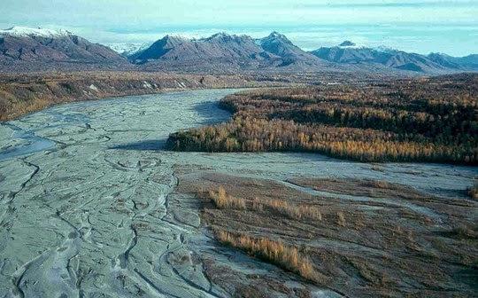 Otherworldly Incantations River Worldbuilding Alluvial
