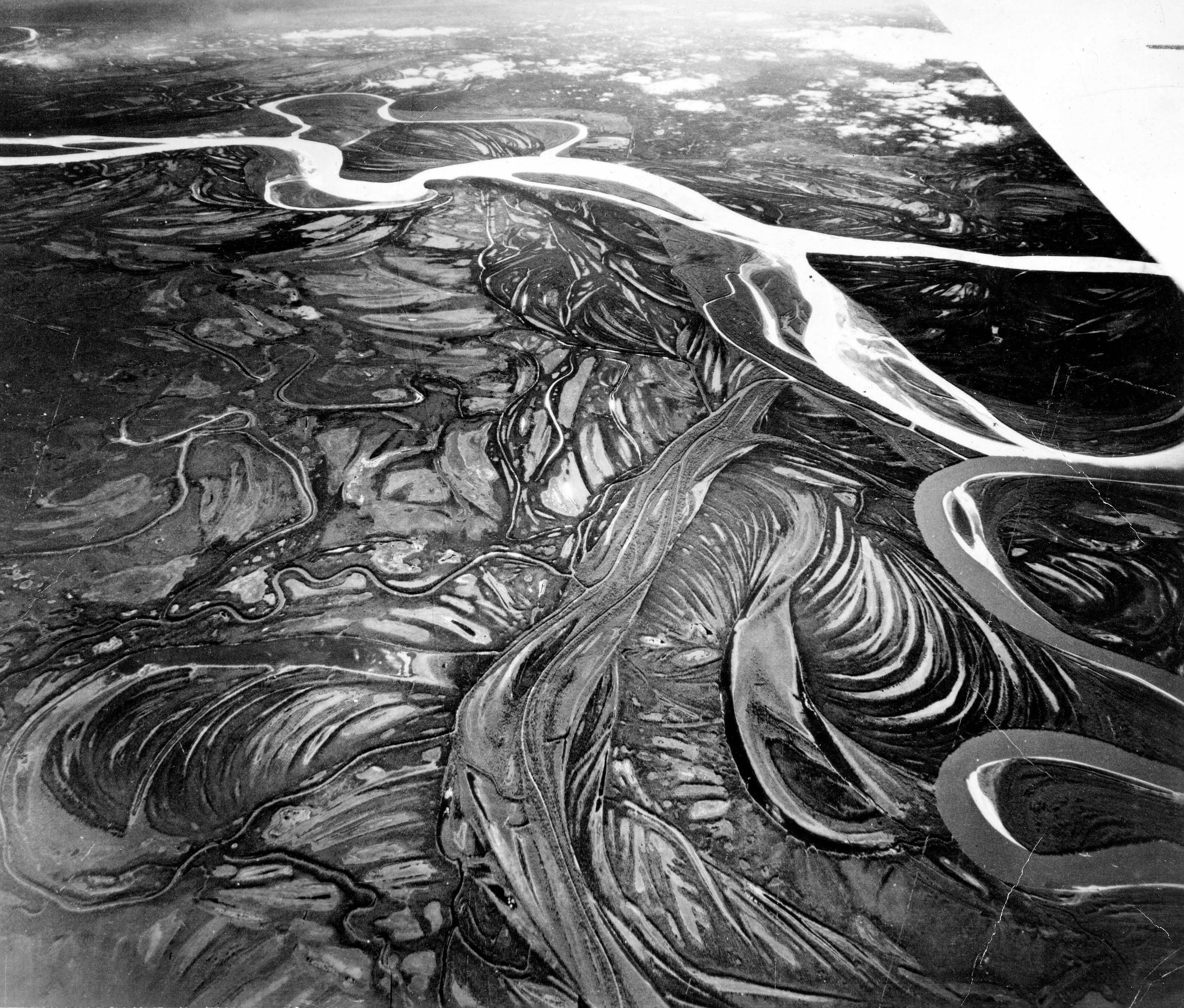 Otherworldly Incantations River Worldbuilding Anabranch