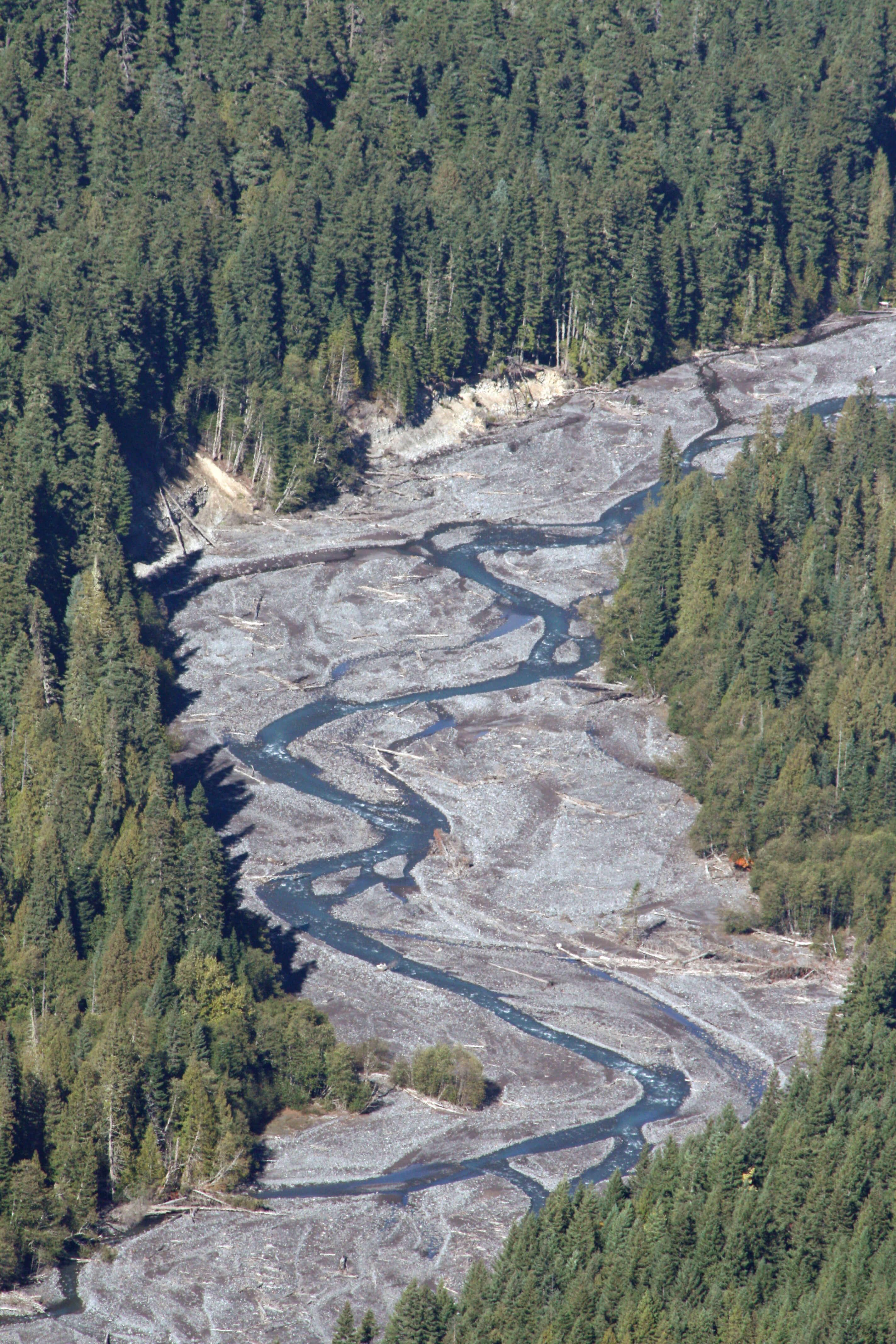 Otherworldly Incantations River Worldbuilding Braided River