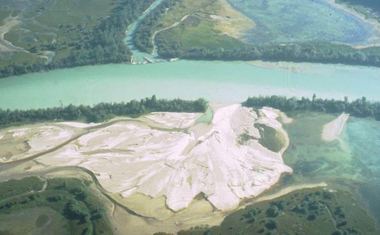 Otherworldly Incantations River Worldbuilding Crevasse Splay