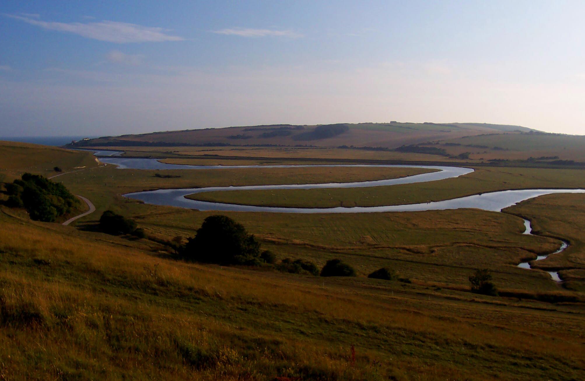Otherworldly Incantations River Worldbuilding Meander