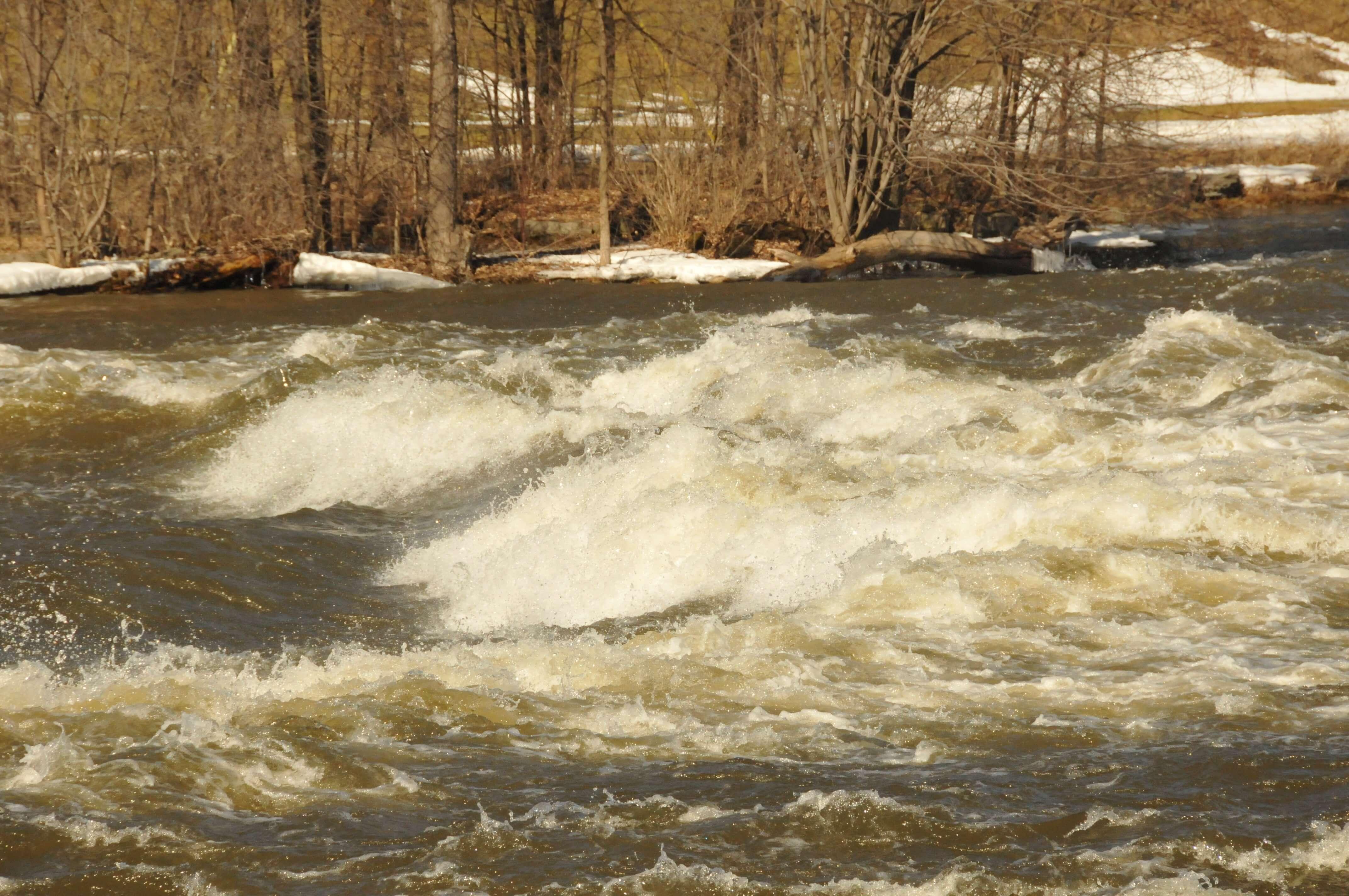 Otherworldly Incantations River Worldbuilding Rapids