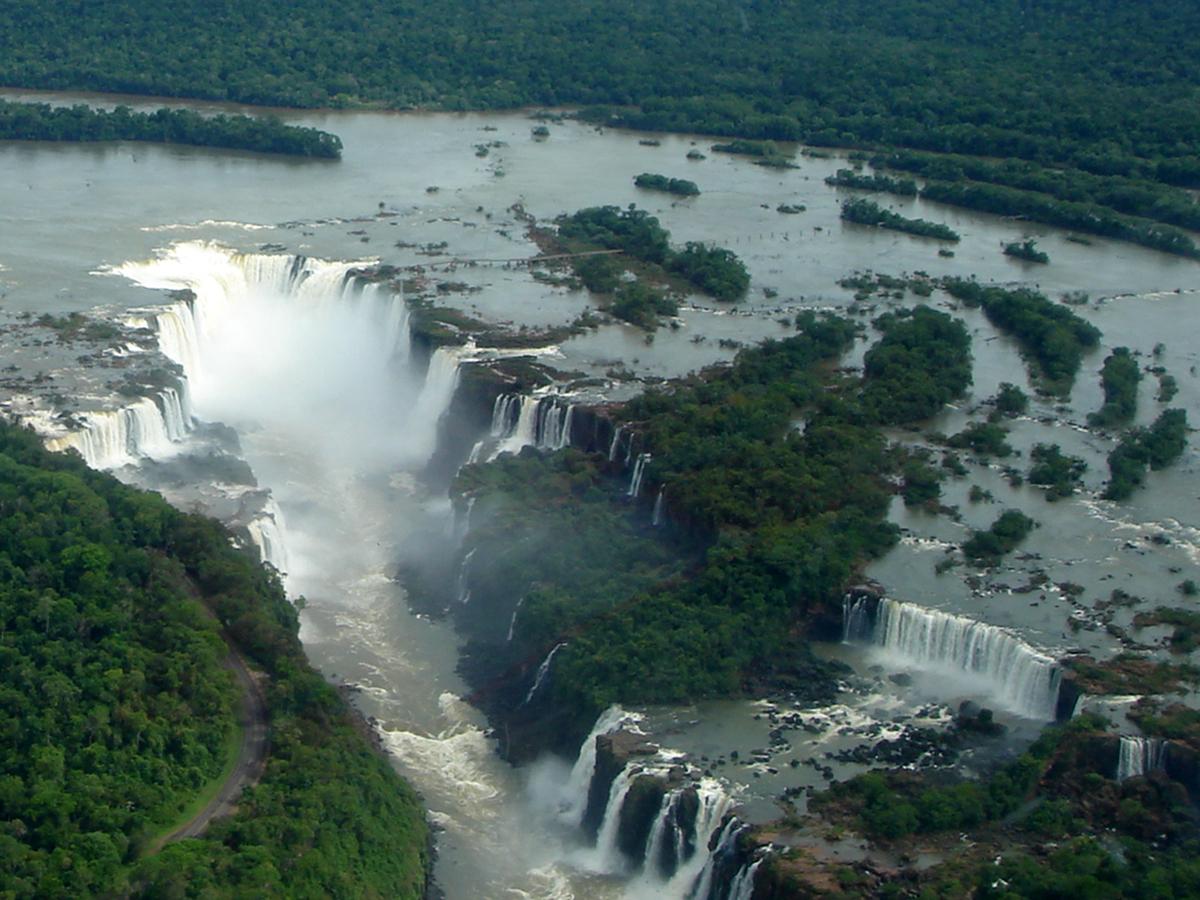 Otherworldly Incantations River Worldbuilding Waterfall