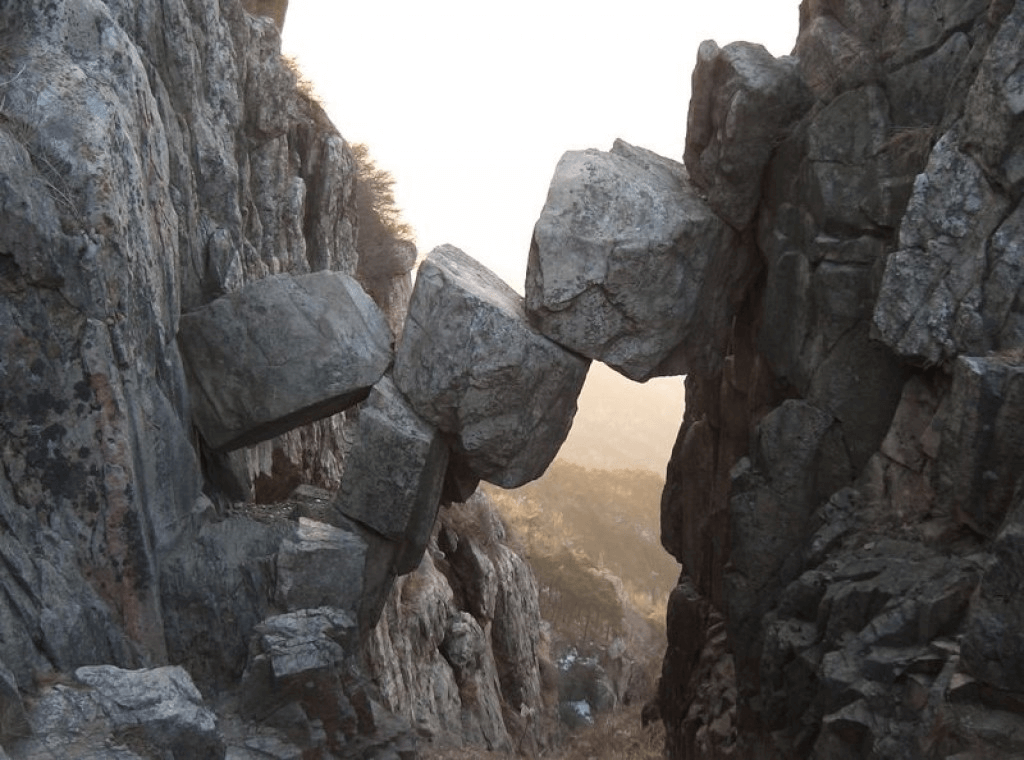 Otherworldly Incantations Rockform Worldbuilding Boulder Bridge