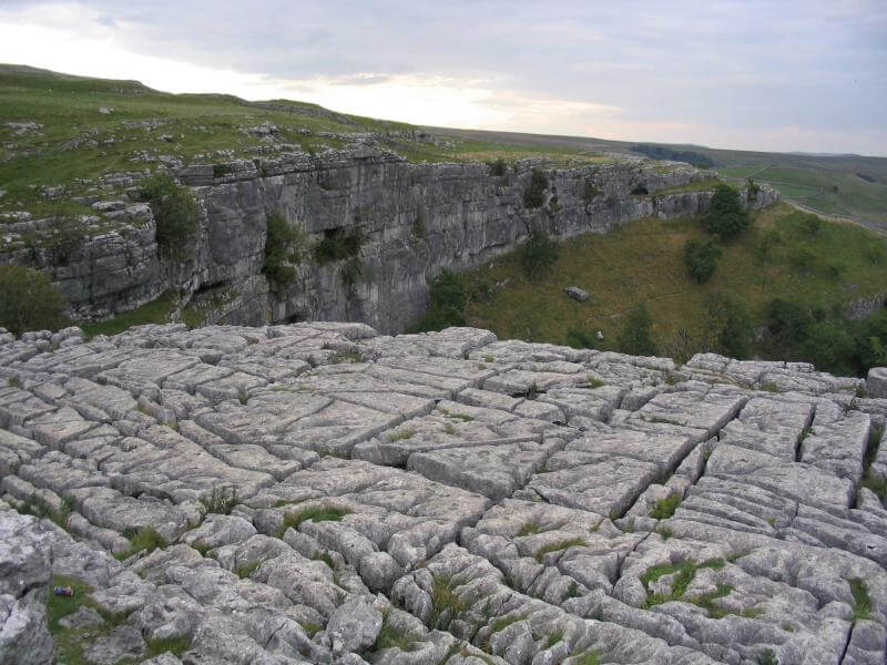 Otherworldly Incantations Rockform Worldbuilding Limestone Pavement