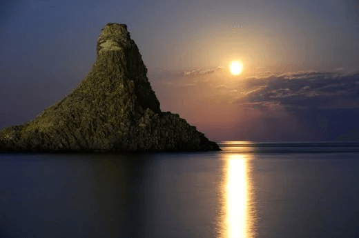 Otherworldly Incantations Rockform Worldbuilding Natural Lighthouse