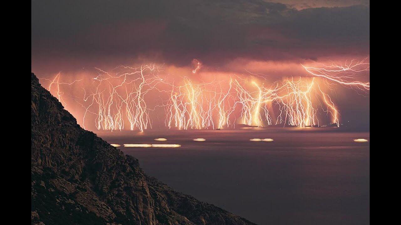Otherworldly Incantations Weather Worldbuilding Catatumbo Lightning