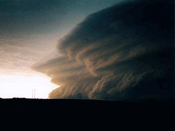 Otherworldly Incantations Weather Worldbuilding Derecho