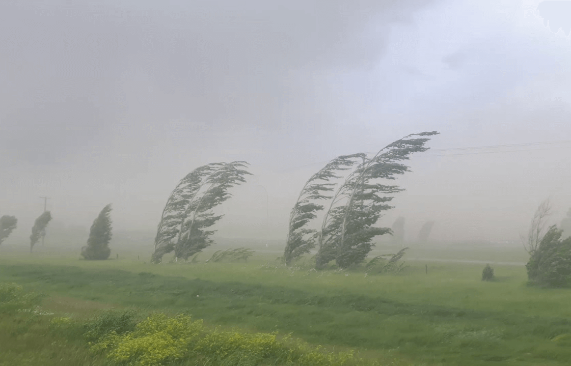 Otherworldly Incantations Weather Worldbuilding Gale