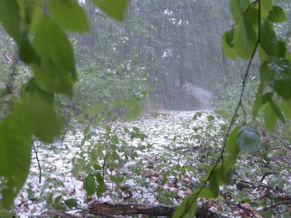 Otherworldly Incantations Weather Worldbuilding Hailstorm