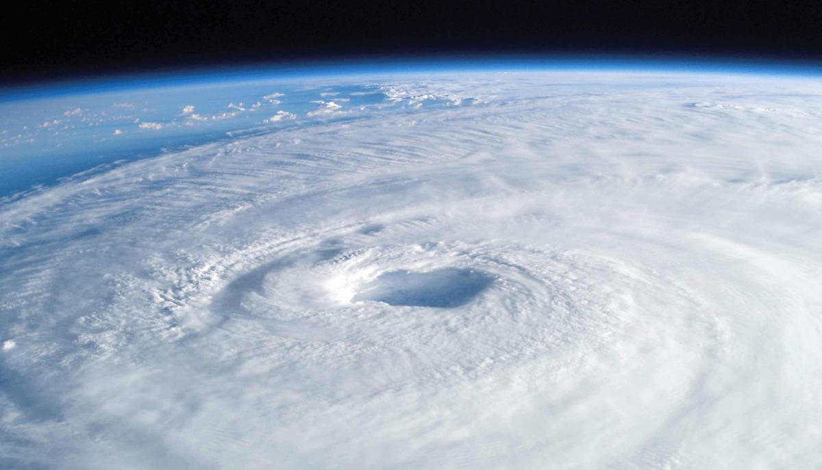 Otherworldly Incantations Weather Worldbuilding Hypercane