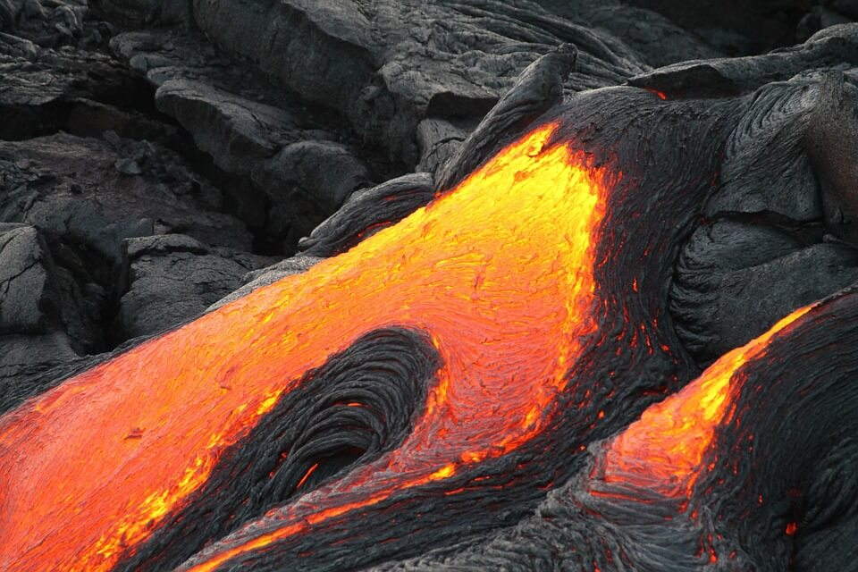 Otherworldly Incantations Weather Worldbuilding Lava Flow