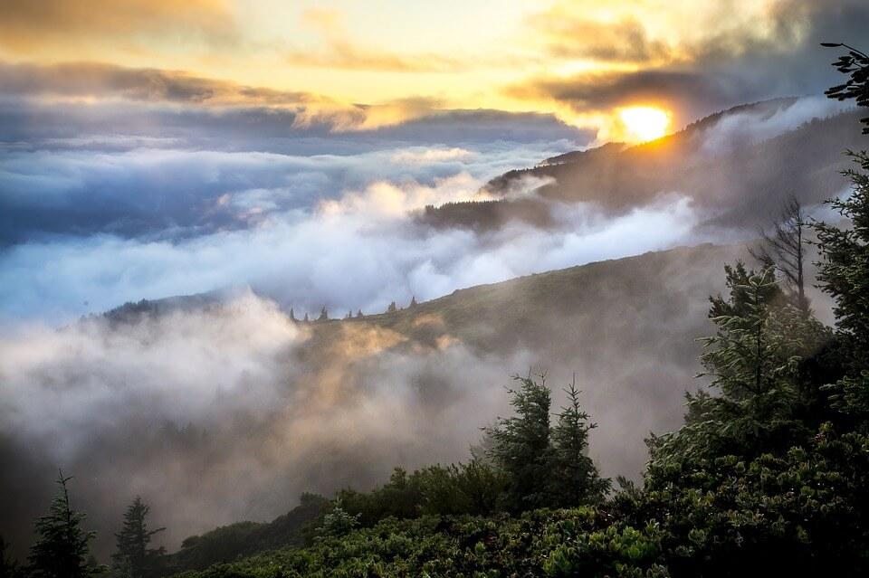 Otherworldly Incantations Weather Worldbuilding Mist