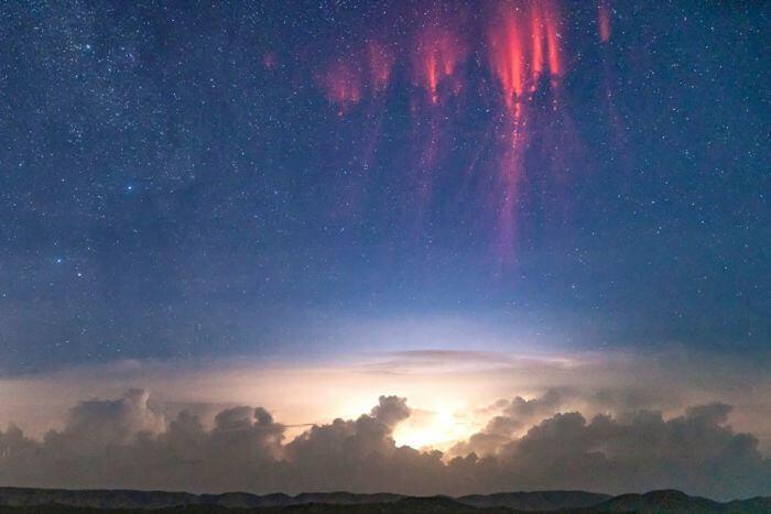 Otherworldly Incantations Weather Worldbuilding Sprites