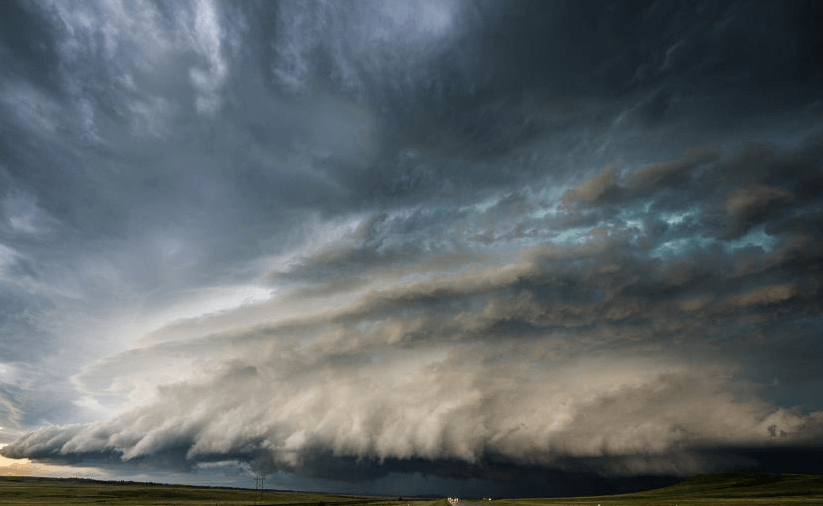 Otherworldly Incantations Weather Worldbuilding Supercell