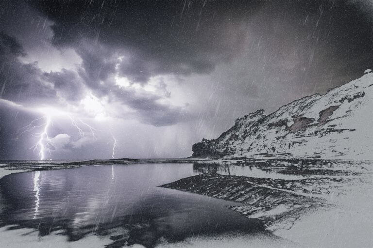 Otherworldly Incantations Weather Worldbuilding Thundersnow