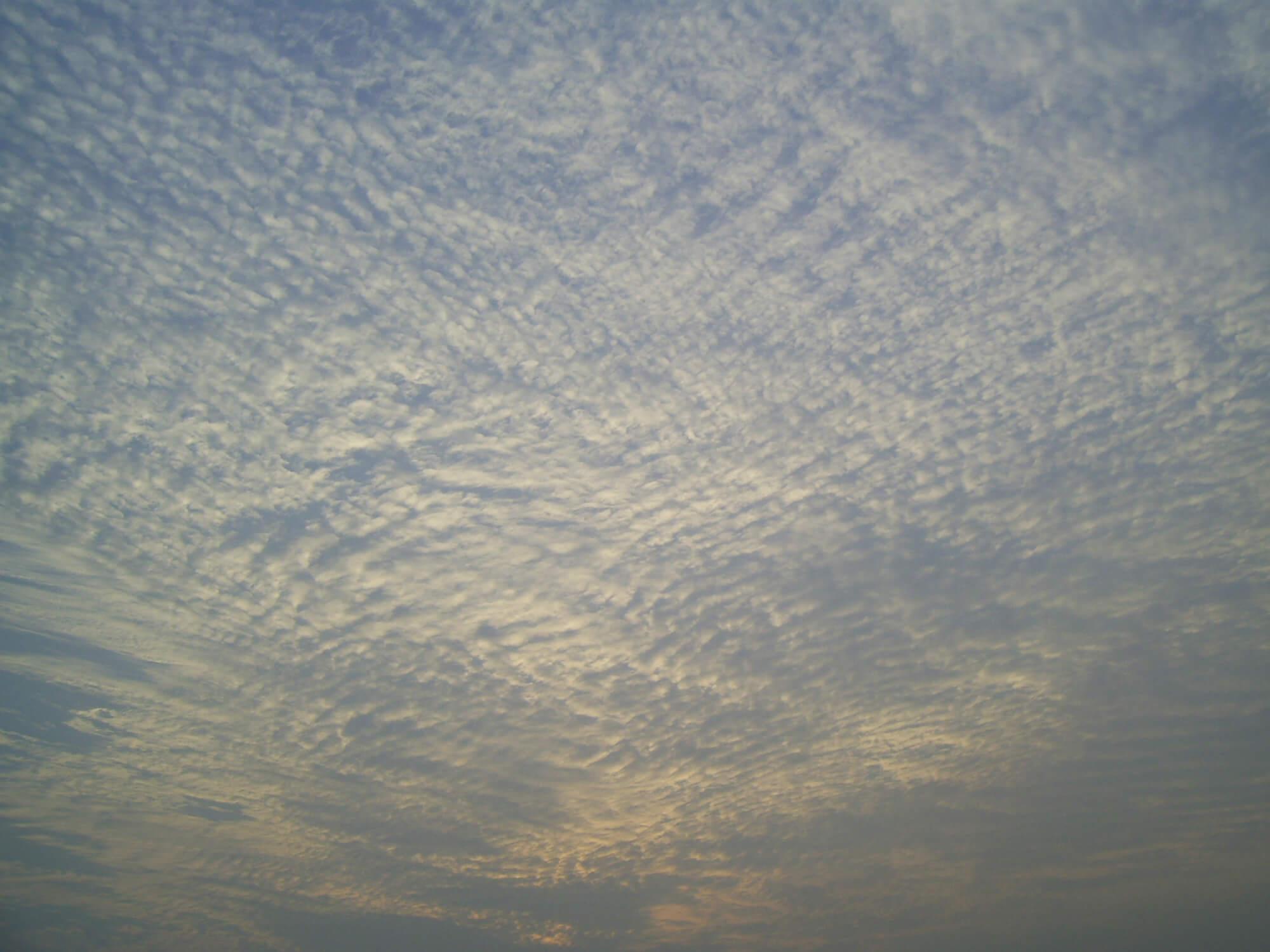 Otherworldly Incantations Weather Worldbuilding cirrocumulus stratiformis