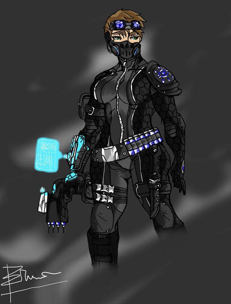 The Breacher Rogue - D&D 5e Homebrew Path