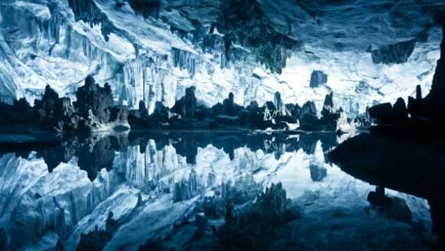 Otherworldly Incantations Lake Worldbuilding Subglacial Lake